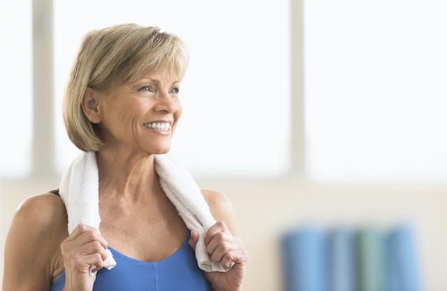 fare sport in menopausa