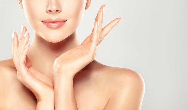 Pulizia del viso indolore